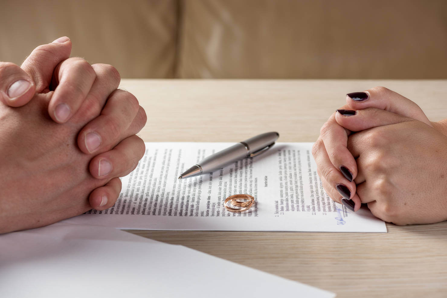 Uncontested Divorce Paralegal Services