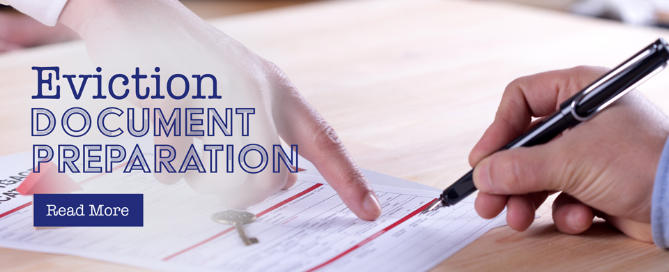Eviction Document Preparation