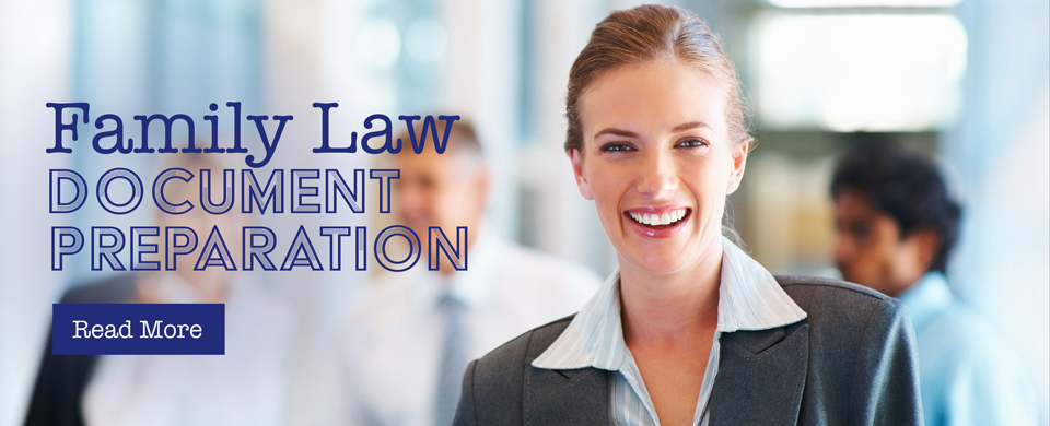 Family Law Document Preparation